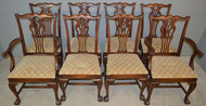 18908 Set of 8 Dining Chairs