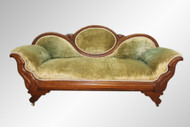SOLD Antique Victorian Civil War Era Sofa