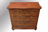 SOLD Antique Beidermeier Empire Commode Wash Stand