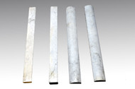 SOLD Four Small Marble Posts Columns Victorian