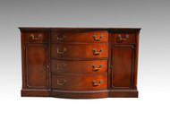 SOLD Mahogany Custom Sideboard by Drexel