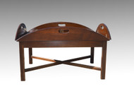 SOLD Chippendale Butler's Coffee Table