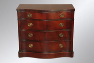SOLD Antique Mahogany Four-drawer Server by Drexel