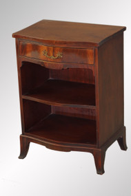 SOLD Antique Mahogany Night Stand