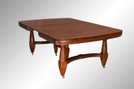 16940 Victorian large Mahogany Dining Table