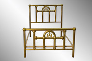 SOLD Antique Brass Bed Full Size – Guaranteed Antique