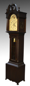 SOLD Herschede Antique Grandfather Clock / Smith Patterson