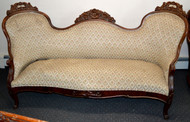 SOLD Victorian Sofa