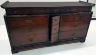 19529 Mahogany large Chest