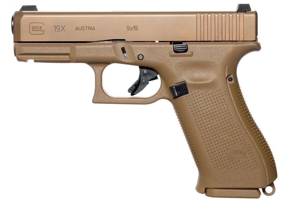 Triad Holsters Kydex Holster Glock 19X
