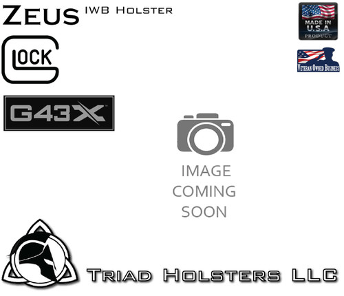 Available Now, Image Coming Soon,  refer to G43 for similar holster appearance.