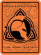 """Triad Expeditions Live Work Sustain  3"""" x 4"""" UV Resistant Decal."""