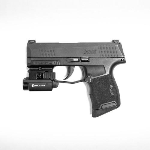 Sig Sauer P365 Rail Adaptor for use with Olight PL-Mini 2