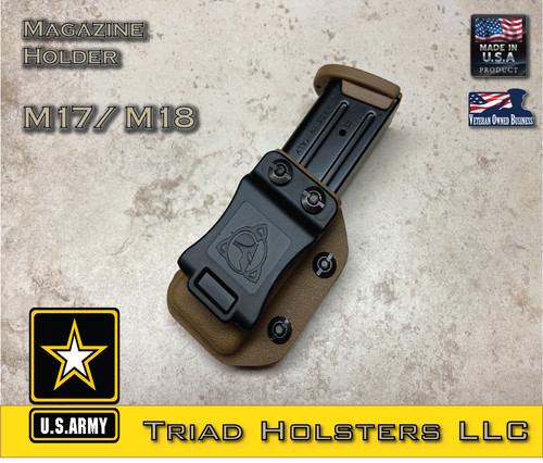 Magazine Carrier for Sig Sauer M17/M18