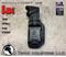 Magazine Carrier for HK VP9SK, VP9SK, P30SK, P30, in Tactical Black, Inside the Waistband.