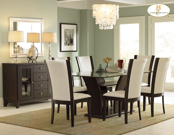 Glass Dining Room Tables Add A Touch Of Elegance To Your Home Www