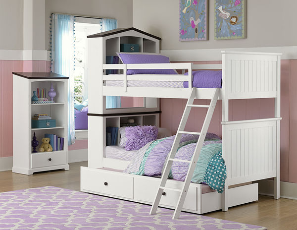 Cool Space Saving Ideas Using Bunk Beds Www Efurniturehouse Com