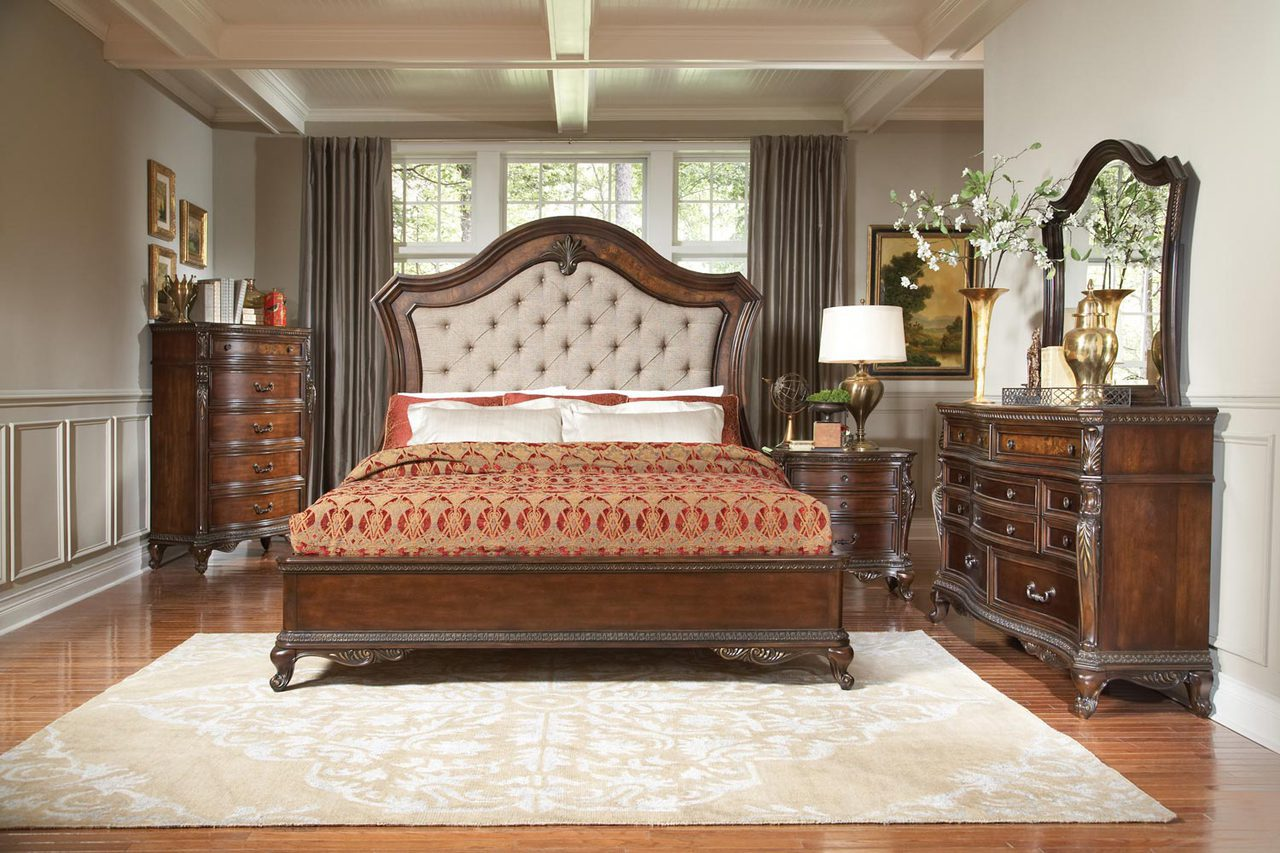 Traditional Bedroom Furniture Ideas: Finding Your Style    Www.eFurnitureHouse.com