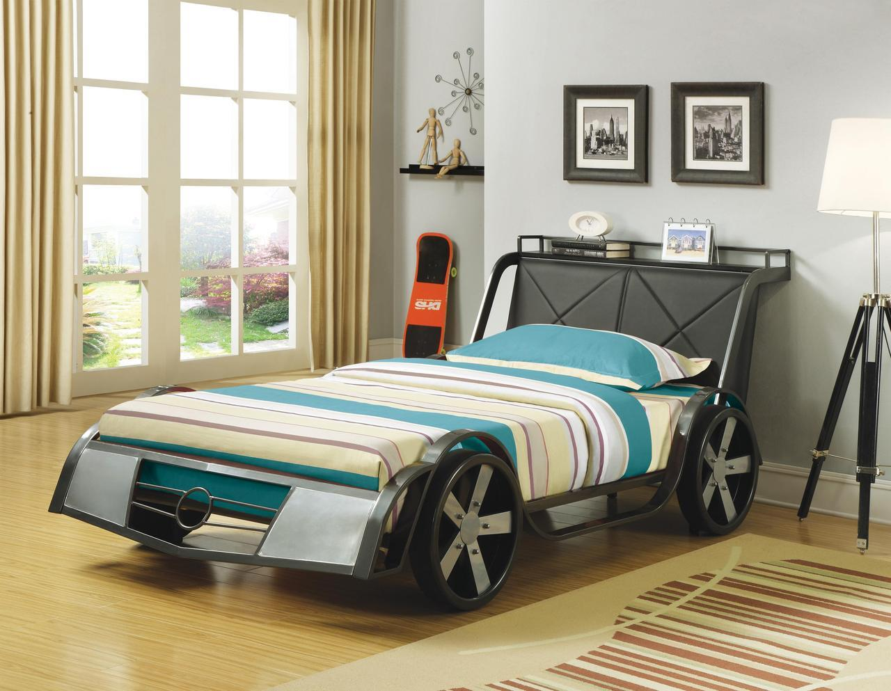 Metal Car Beds for Kids