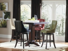 Wood Bar Tables & Stools