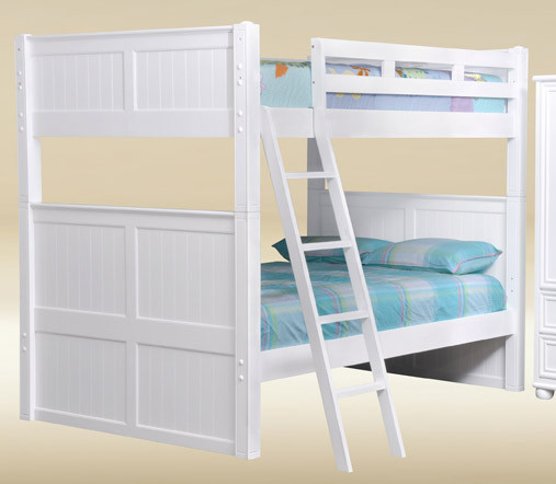 Dillon Black Full Over Full Bunk Bed Full Size Bunk With