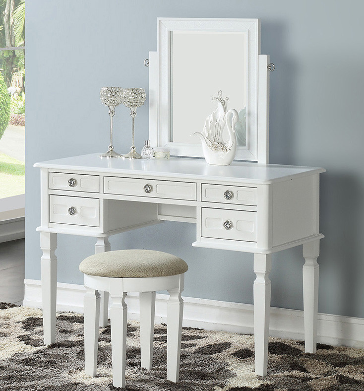 Montana Bedroom Vanity Set w/ Drawers