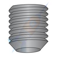 1-8 x 3 Coarse Thread Socket Set Screw Cup Plain