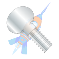1/2-13 x 1-1/4 Thumb Screw Fully Thread Zinc