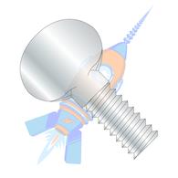 10-24 x 5/8 Thumb Screw Fully Thread Zinc