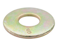 1-1/2 USS Through Hardened Washer Zinc Yellow
