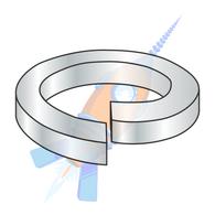 M10 Metric Din 7980 High Collar Split Lock Washer Zinc