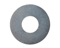 #10 S A E Flat Washer Zinc Yellow