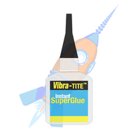 1LB Instant Super Glue Cyanoacrylate Adhesive