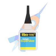 1OZ Instant Super LOWMED VMET Glue Cyanoacrylate Adhesive