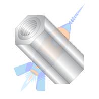 10-32 x 5/16 Three Eighths Hex Standoff Aluminum