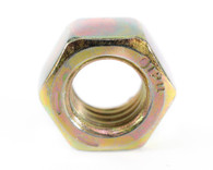 1-1/2-6 Coarse Thread Finished Hex Nut Grade 8 Zinc Yellow