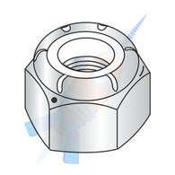 3/8-16 Nylon Insert Hex Lock Nut NE Light Hex Standard Height Grade 5 Zinc