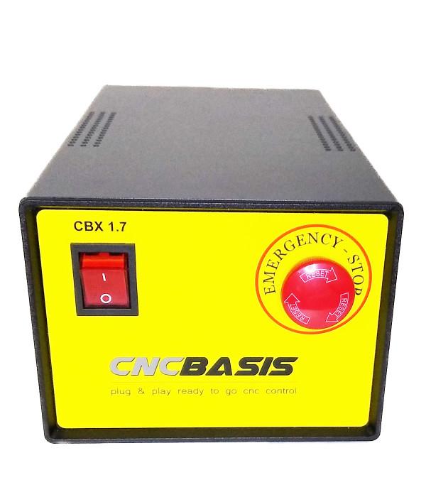 CBX 1.7 cnc controller