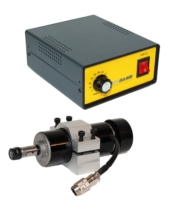 CBS 0.8 Spindle & Speed Control 500W, 12000r/Min Set
