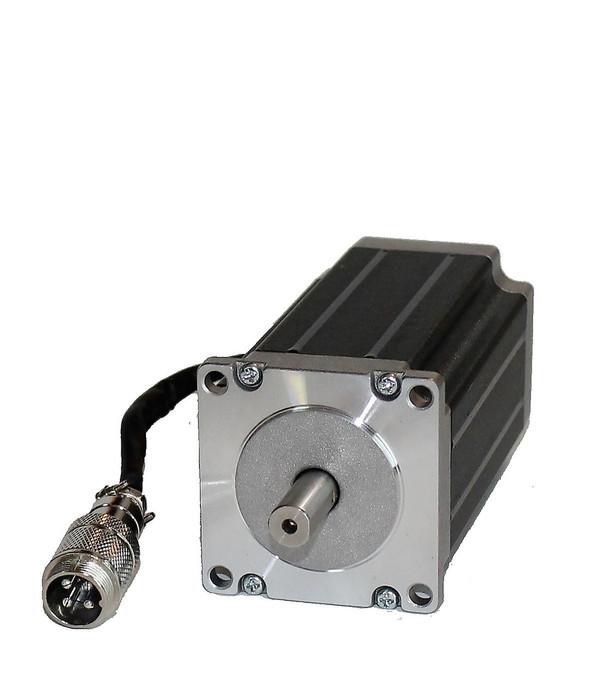 425 oz In. Stepper Motor 1.8° /200 Steps Per Rev. 4.2 Amps Current Per Phase ( Bipolar Parallel) 4-wire  Bi-polar,  NEMA 23 Frame
