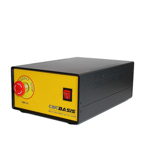 cbx 3.5 cnc controller by cncbasis, plug and play easy to run. Of the shelve cnc control for Routers, Lathes, Mills and other cnc projects