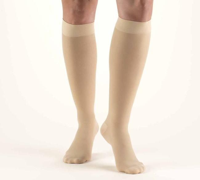 00c409579bb Truform Women TruSHEER - Knee High 20-30mmHg - Select Socks Inc.