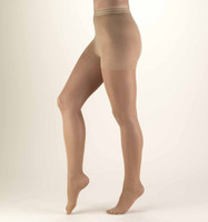 Truform Women Sheer LITES - Pantyhose 8-15mmHg
