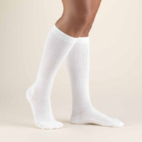 Truform Women Athletic Cushioned Socks - Knee High 15-20mmHg