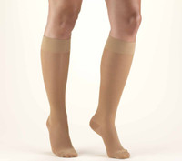 Truform Women Sheer LITES - Knee High 15-20mmHg