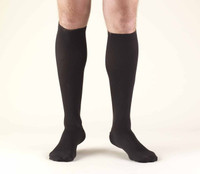 Truform Men Dress Socks - Knee High 20-30mmHg