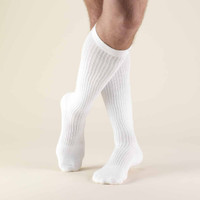 Truform Men Athletics Socks - Mid-Calf 15-20mmHg