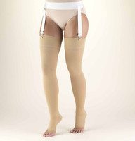 Truform Classic Medical - Thigh High 30-40mmHg - Open Toe