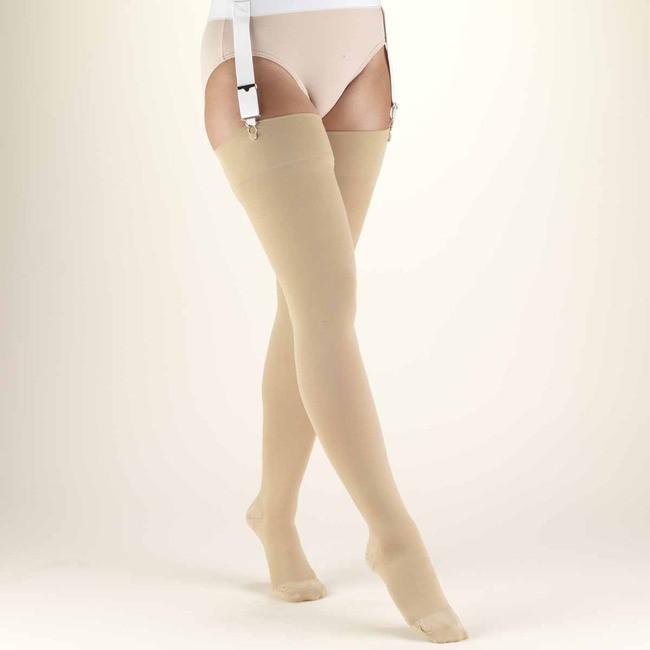 4ff80fbbc Truform Classic Medical - Thigh High 30-40mmHg - Closed Toe - Select Socks  Inc.