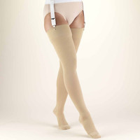 Truform Classic Medical - Thigh High 30-40mmHg - Closed Toe
